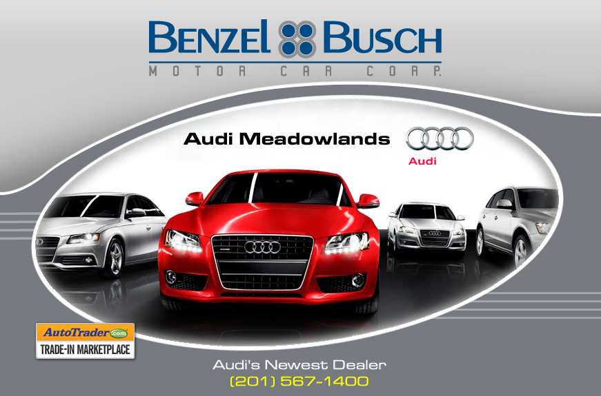 Benzel Busch Motor Car Corp Adventures Of A Middle Age Mom - Audi meadowlands